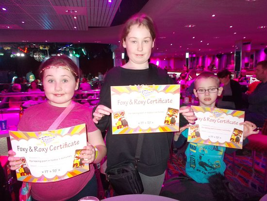 Stanwix Park Holiday Centre: Prize night