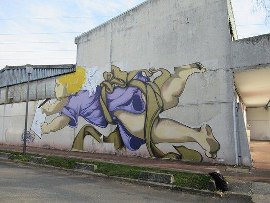 Fresque Levitation