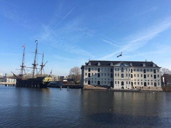 Het Scheepvaartmuseum – Narodowe Muzeum Morskie