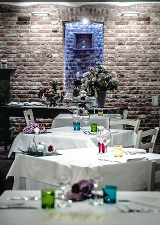 Hotel Villa Borghesi: Sala Ristorante