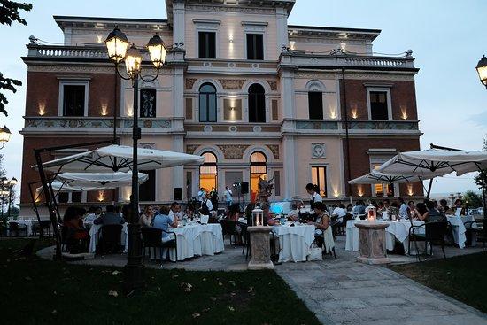 Hotel Villa Borghesi: Villa