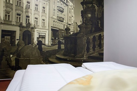 Hotel Palac: W sypialni