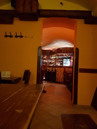 Stare Miasto: Klub Krakowska Koliba in the Old Town