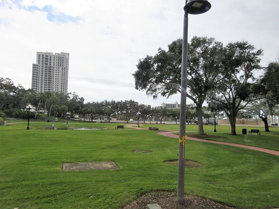 Coachman Park, Clearwater
