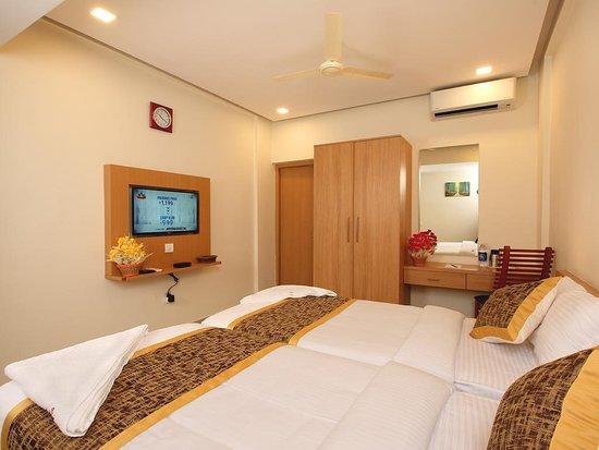 Interior - Picture of OYO 12329 Prime Palace Hotel, Ernakulam - Tripadvisor