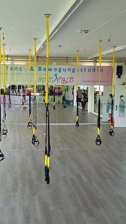 Hombrechtikon, สวิตเซอร์แลนด์: TRX®Group Course