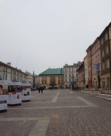 Little Market Square (Maly Rynek): Beautiful square