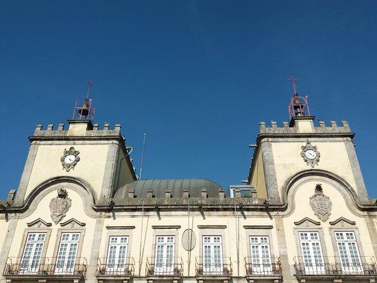 Edificio da Camara Municipal de Barcelos