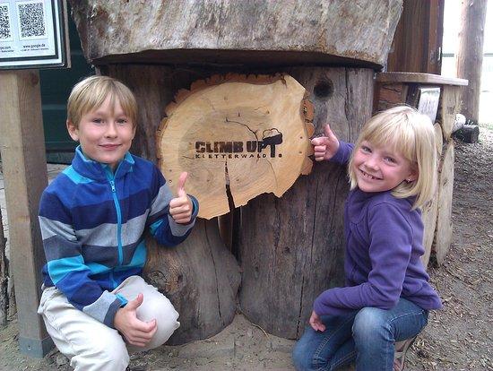 CLIMB UP! - Kletterwald