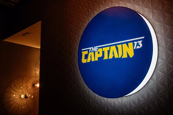 The Captain 13