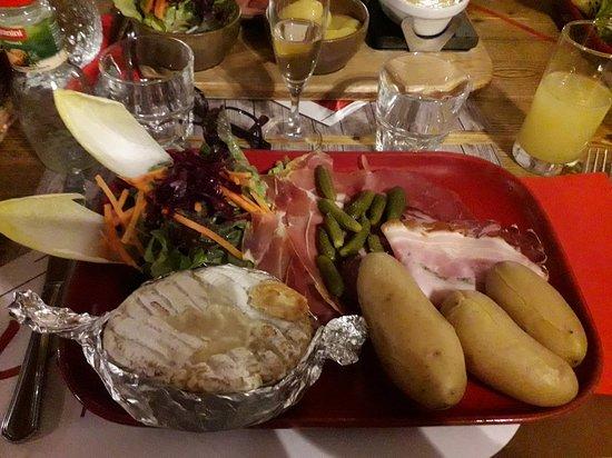 Chaud patates