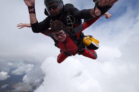Valokuva: 16500ft Skydive - 70 Seconds of free fall