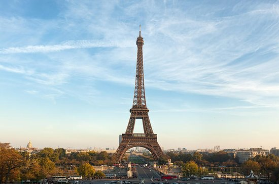 Fully Guided Luxury Paris Day Trip...