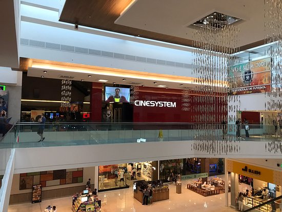 Cinema Cinesystem Shopping Morumbi TOWN
