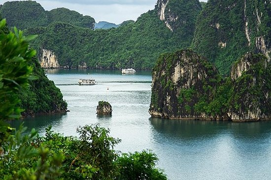 Halong Bay Day Trip fra Hanoi