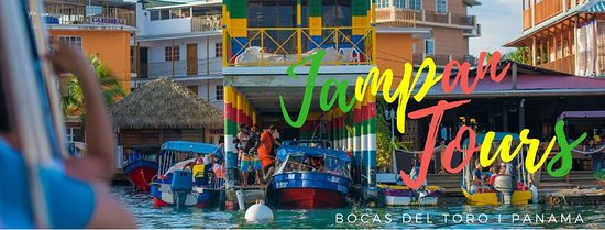 Isla Colon, Panama: Jampan Tours