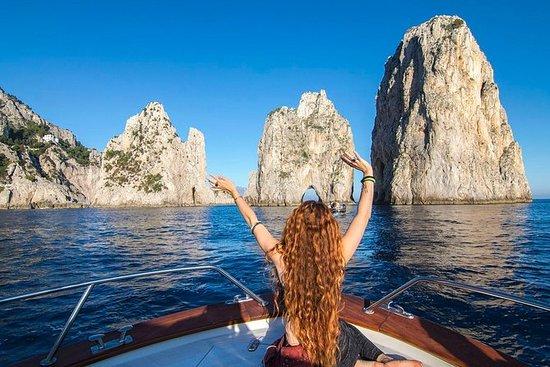 Excursión de día completo a Capri desde...