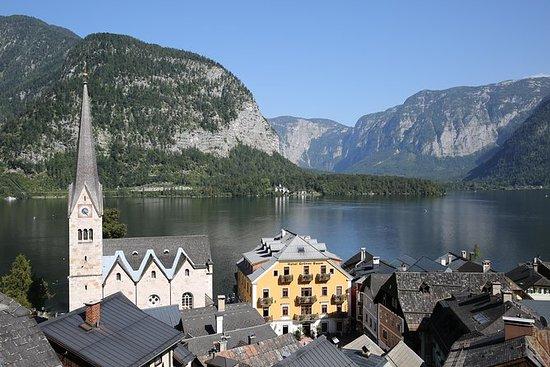 Hallstatt Tour från Salzburg