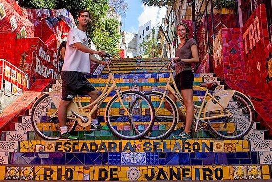 リオデジャネイロの小グループパノラマバイクツアー