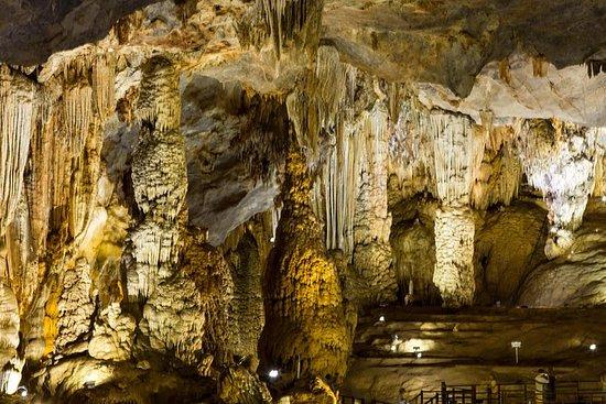 来自岘港的3日顺化,Vinh Moc和天堂洞穴之旅