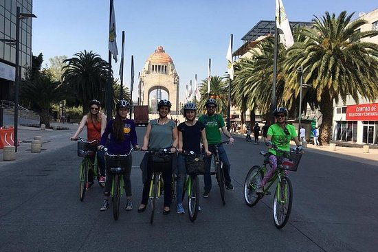 Mexico City Bike and Cultural Tour...