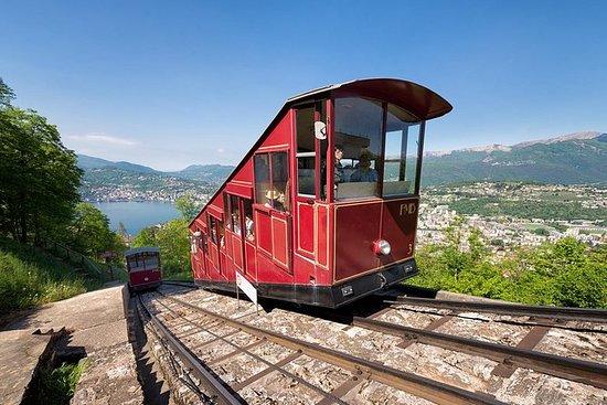 Monte Brè Tour fra Lugano med...