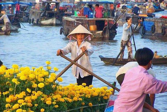 Cai Rang Floating Market & Mekong...