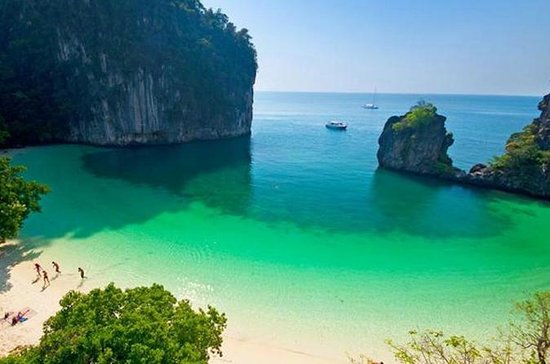 James Bond - Hong Islands and Koh Yao Noi Speed Boat Tour from Krabi: James Bond and Hong Islands Speed Boat Tour from Krabi