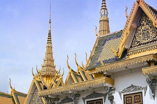 5 Days Leisure Phnom Penh & Siem Reap: 5 Days Leisure Phnom Penh & Siem Reap