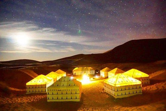 Fes a Marrakech 3 días en el desierto