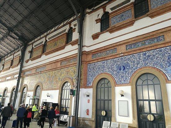 Estacion De Tren Picture Of Jerez De La Frontera Railway Station