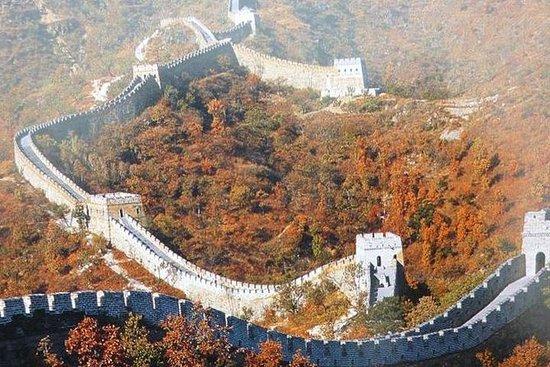 Gran Muralla de Badaling y Tumbas...