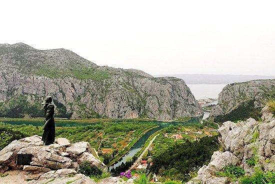 Omis och Cetina flod - dagsutflykt ...