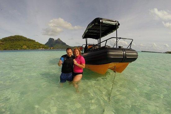 Excursiones a la laguna privada Bora...