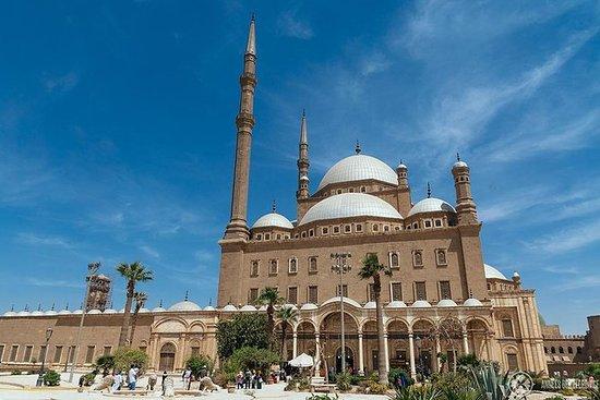 Tour of Citadel, Old Cairo og Khan Al...