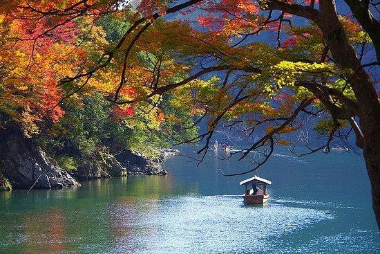 Kyoto Cultural Day Tour: Arashiyama...
