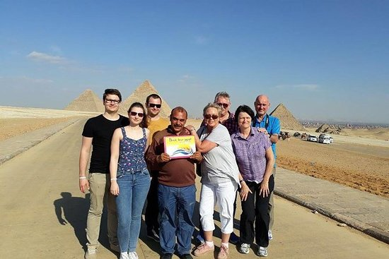 Day trip from Sharm el Sheikh to...