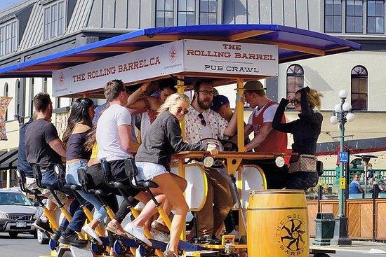 Pedal Pub Crawl Downtown Victoria