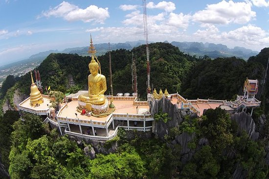 Tiger Cave Temple - Oppdag den...