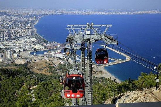 Antalya City Tour avec cascades et...
