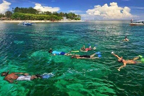 Gili Trawangan Island excursion d'une...