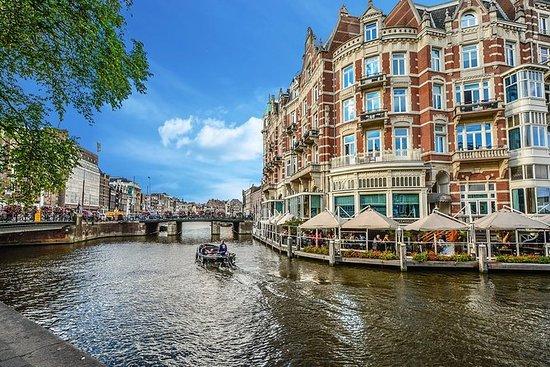 アムステルダムの魅力:あなた自身の道、自分のペースでトップ100の名所を体験…