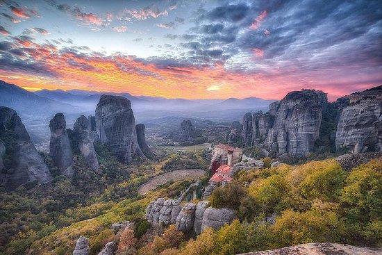 3Days Private tour Delphi, Arahova Hosios Loukas, Meteora, Thermopylae från Aten: 3Days Private tour Delphi,Arahova Hosios Loukas, Meteora,Thermopylae from Athens