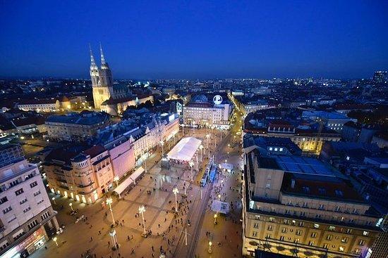 Experimente Zagreb com um local...