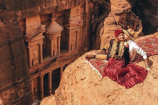 Private 5 Hours Inside Petra Tour...