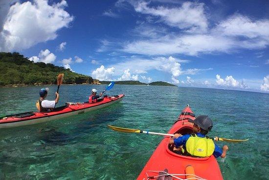 Iriomote Island Sea kayak & snorkel