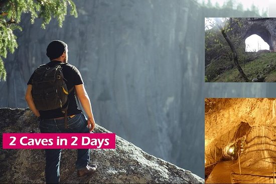 The Romanian CavesTour in 2 Days from...