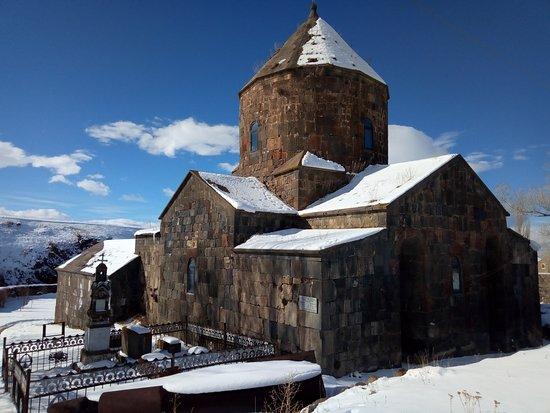 Монастырь 6 века