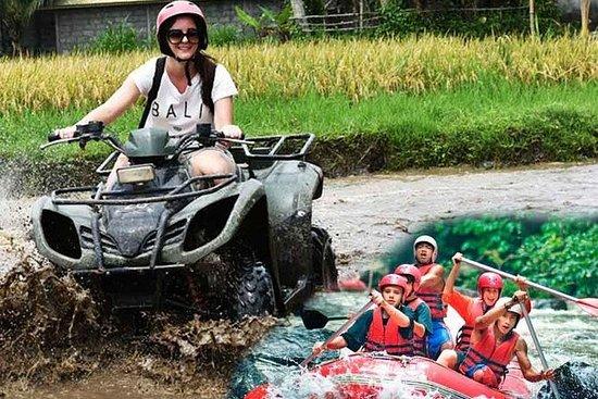 Bali Quad Bike og White Water Rafting