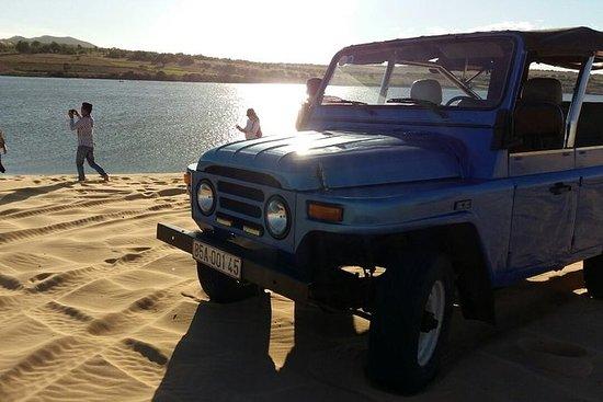Mui Ne sanddyner jeep tur